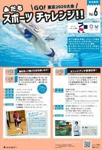 あだちスポーツチャレンジ!!Vol.6 ボッチャ広場