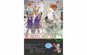 埼玉県障がい者バスケットボール交流大会(第6回コバトンカップ)車いすの部・知的障がいの部(決勝戦)の画像