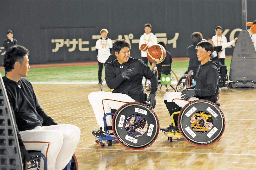魅力 たくさん パラスポーツって楽しい!「G-handsデー」レポートの画像