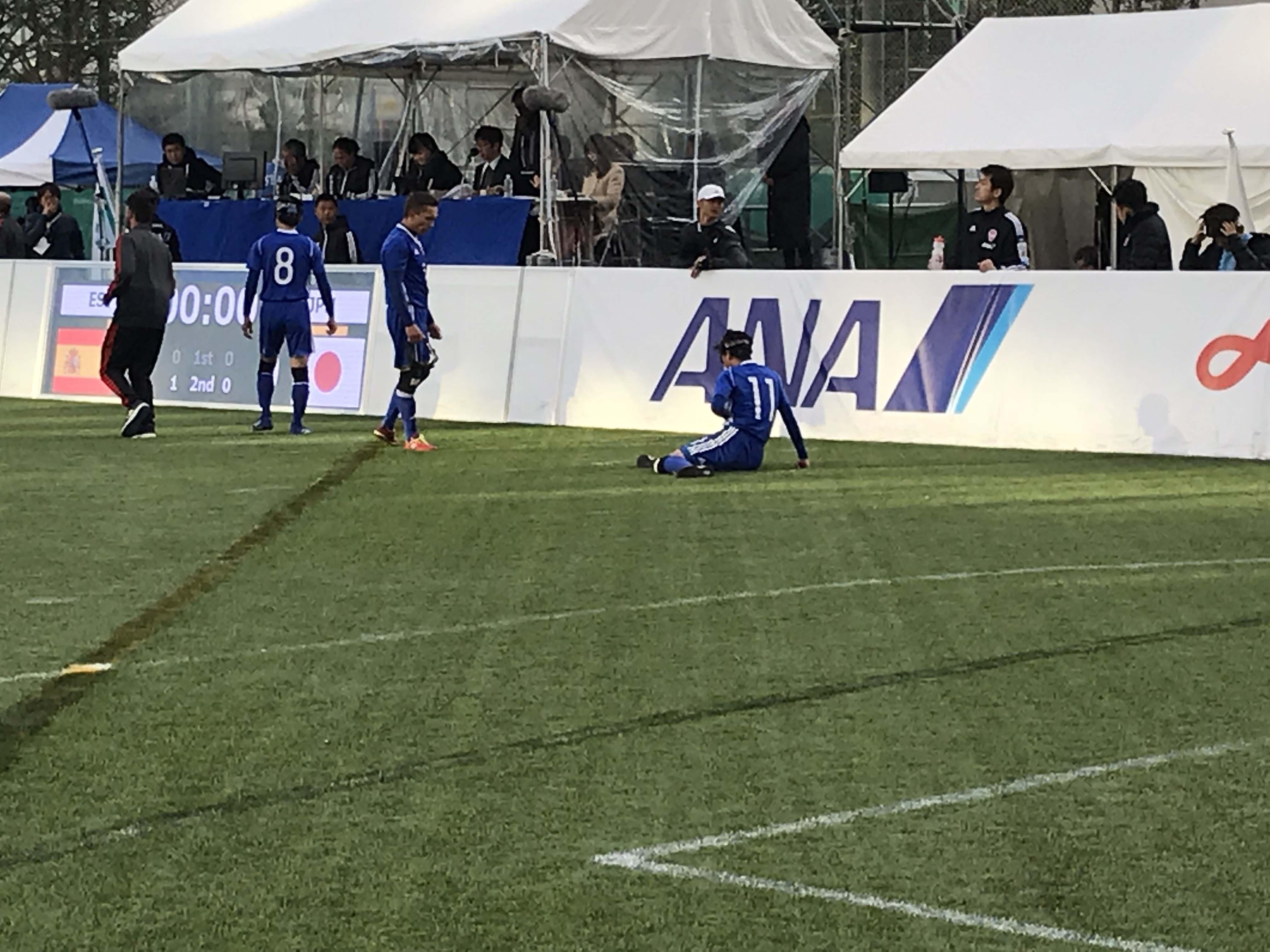 〝静寂と熱狂〟を体験! ~IBSAブラインドサッカーワールドグランプリ2019~