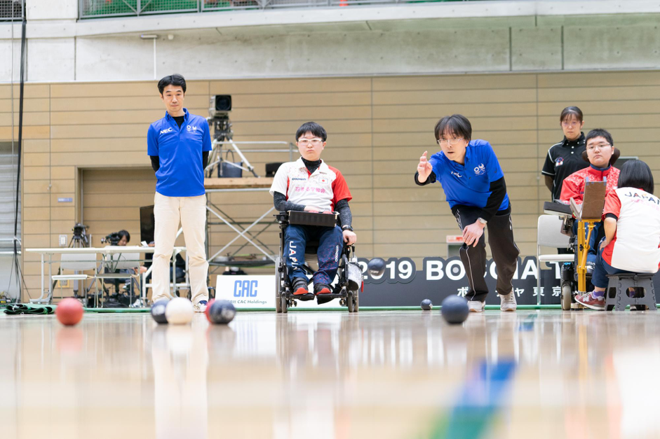 選手の緊張感が観客にも鮮明に伝わる!一般チームと日本代表が熱戦を繰り広げた「ボッチャ東京カップ2019」