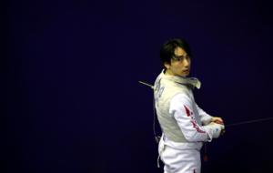密着!パラアスリートの肖像(アジアパラ編)〜車いすフェンシング・加納慎太郎選手の画像
