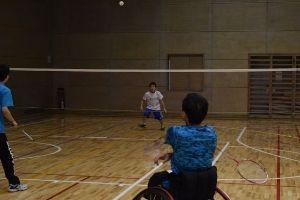 子どもパラスポーツ体験教室 in 首都大荒川キャンパス