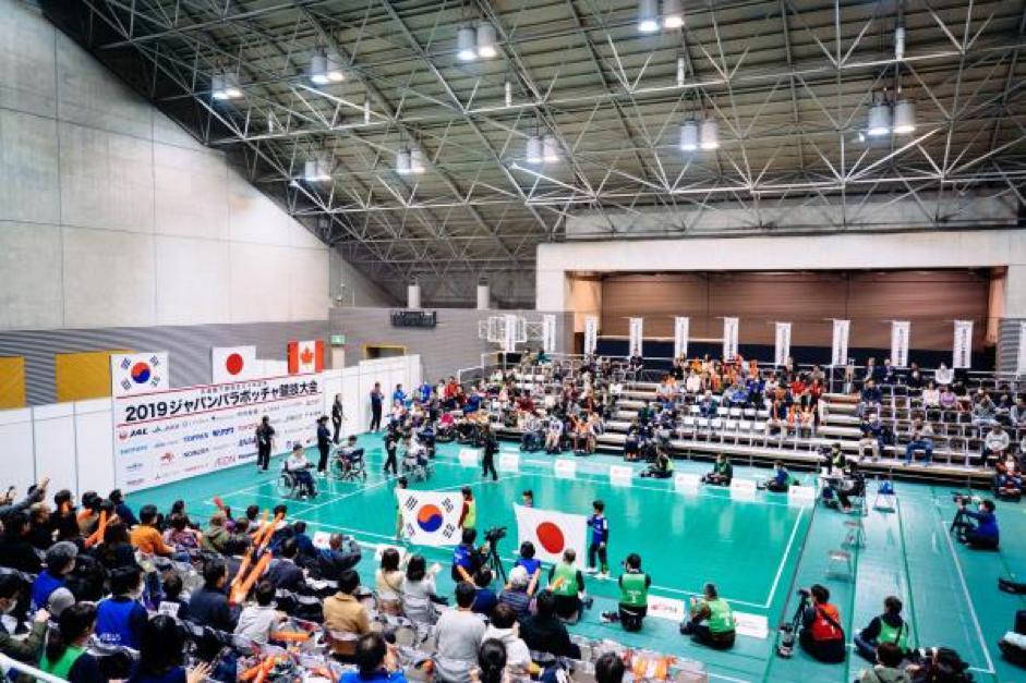 歓喜の雄叫びが鳴り響く!「2019ジャパンパラボッチャ競技大会」で火の玉ジャパンのミラクルショットに感動