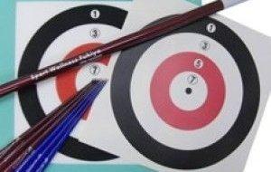 ユニバーサルスポーツ体験教室 スポーツウエルネス吹矢の画像