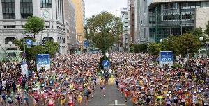 北海道マラソン2019兼東京2020パラリンピック視覚障がいマラソン代表推薦選手選考 大会