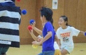 ユニバーサルスポーツ体験教室(6月) ~ペガーボール~の画像