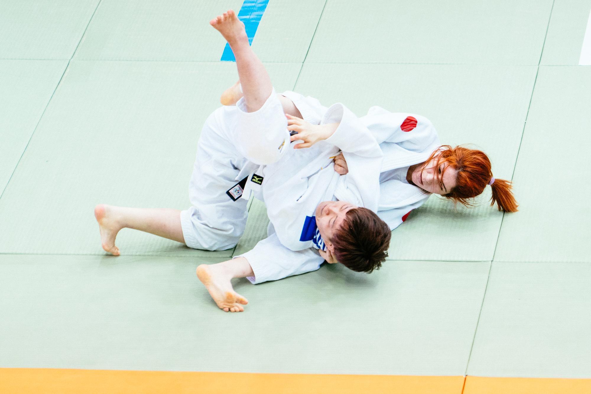 4分間に全てを懸ける!「東京国際視覚障害者柔道選手権大会2019」での熱い戦い