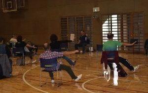 ユニバーサルスポーツ体験教室(8月) ~お楽しみ健康体操~の画像