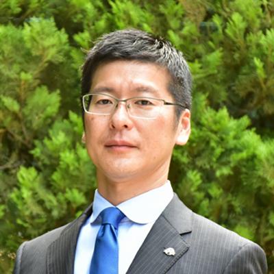 越川延明氏の画像