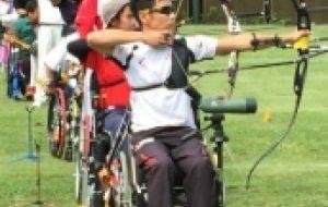 文部科学大臣杯争奪 第48回全国身体障害者アーチェリー選手権大会 フェニックス岩手大会の画像