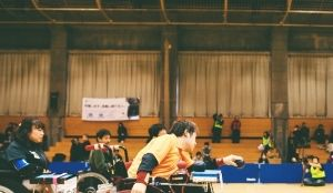 第21回日本ボッチャ選手権大会本大会