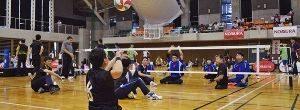 第23回日本パラバレーボール選手権大会の画像
