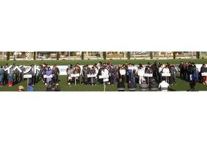 ブラサカ国際親善試合さいたま市ノーマライゼーションカップ2020女子日本代表対女子アルゼンチン選抜