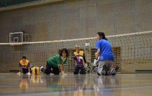 ユニバーサルスポーツ体験教室(12月)~ローリングバレーボール~の画像