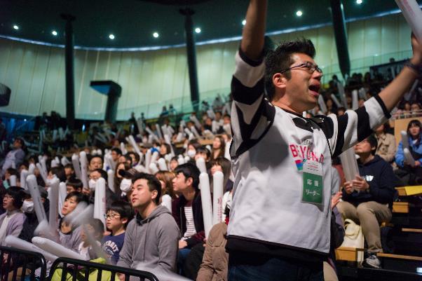 頑張る選手を前にすると、自然と応援の声が出る!「BEYOND STUDIUM」を通して感じたパラスポーツの応援の楽しさ【その5~応援編~】