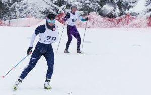第22回全日本障害者クロスカントリースキー競技大会の画像