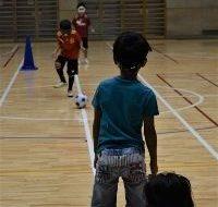 パラスポーツ体験教室(1月)~ブラインドサッカー~の画像