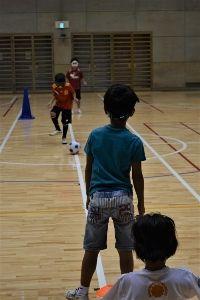パラスポーツ体験教室(1月)~ブラインドサッカー~