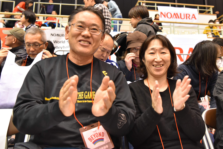 強豪チームが集結!シッティングバレーボール国際大会を観戦!