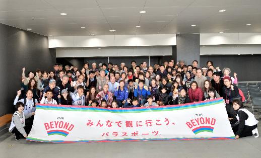 東京2020大会と同じ会場で、迫力ある車いすテニスを観戦!の画像