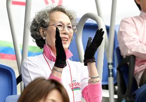 東京2020大会と同じ会場で、迫力ある車いすテニスを観戦!
