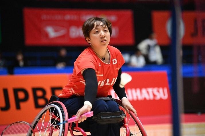 日本代表選手が大活躍!「ヒューリック・ダイハツJAPANパラバドミントン国際大会2019」