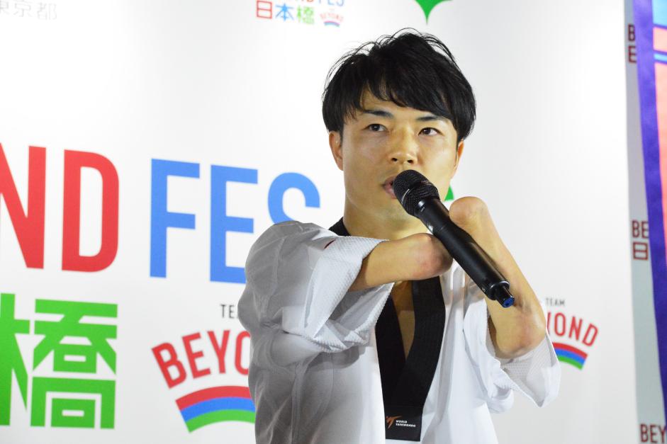 熱気に包まれた「BEYOND FES 日本橋」ついにフィナーレ! パラスポーツでつながる人と未来