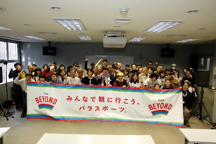 息もつかせぬ攻防戦!オリジナル応援歌も飛び出した「第23回 日本パラバレーボール選手権大会」の画像