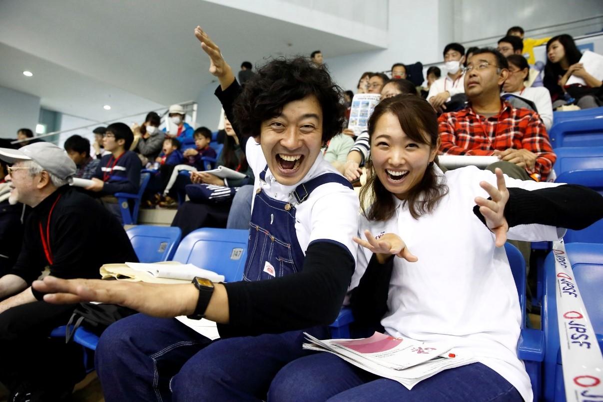 パラスポーツにとことんハマった一年間! 東塚菜実子さん&みんなのたかみちさんが振り返る、応援リーダーの軌跡