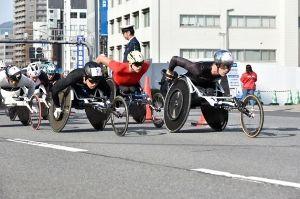 大分車いすマラソン2020