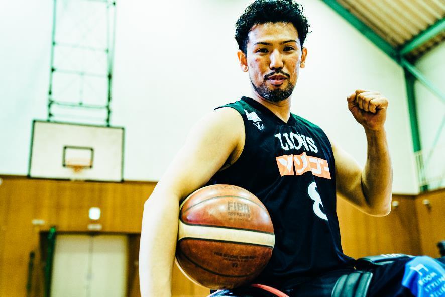 車いすバスケで3連続スリーポイントシュート! 永田選手のスゴ技に密着!!