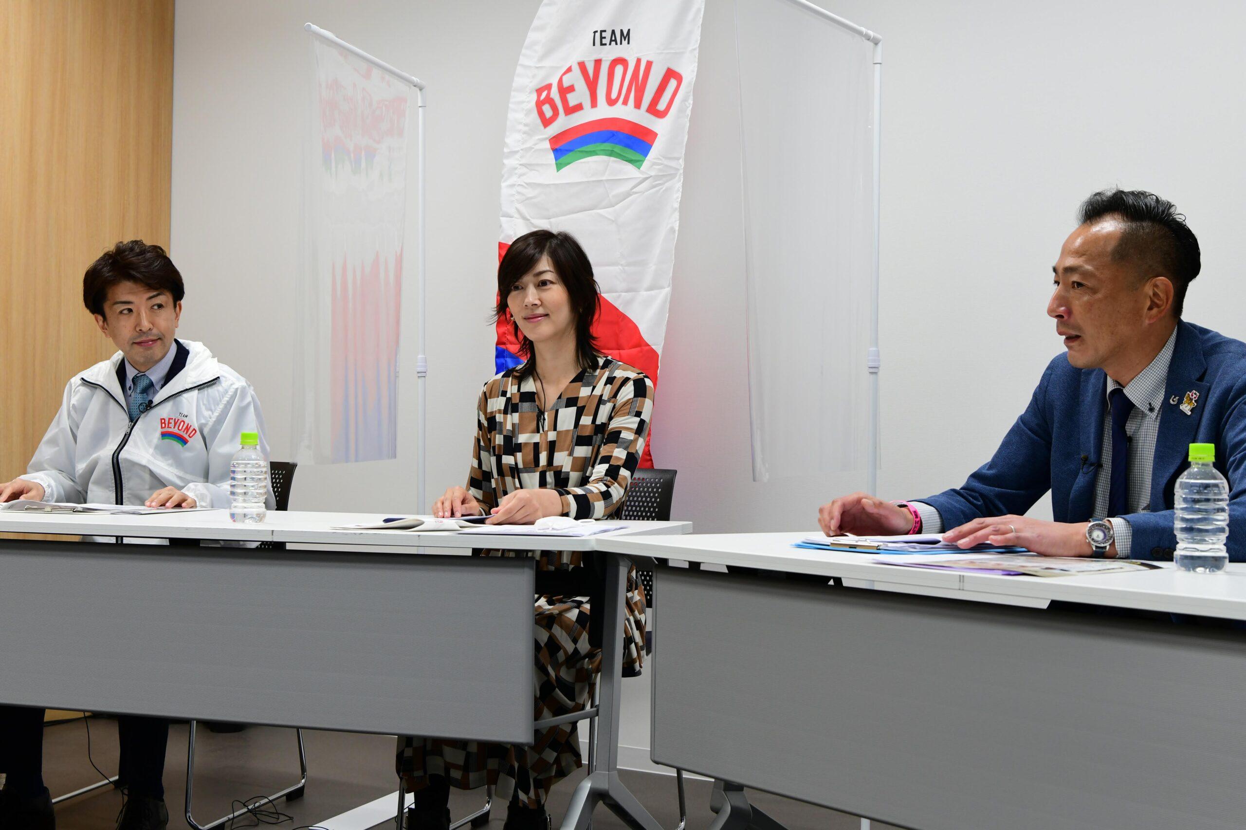 「第4回全日本パラ馬術大会」でTEAM BEYONDリモート観戦会、オンライン交流会を開催!人馬一体の華麗な競技を自宅で堪能