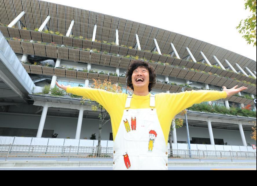 パラスポーツ芸人「みんなのたかみち」さんによるパラマラソンコースガイド!