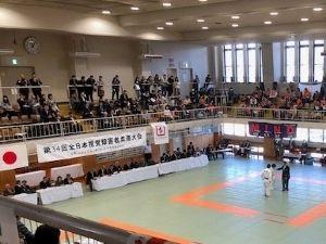 第36回全日本視覚障害者柔道大会