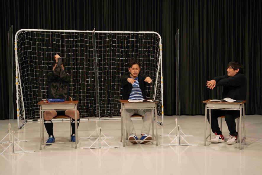 5人制サッカー、車いすラグビーの魅力を体験!「TBSラジオ『アルコ&ピース D.C.GARAGE』でパラスポーツ体験動画をライブ配信」レポート