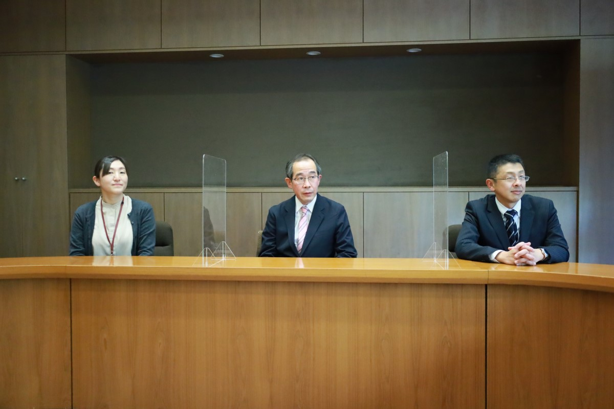 支援企業・団体の声 東京都立大学 画像01 | TEAM BEYOND | TOKYO パラスポーツプロジェクト公式サイト