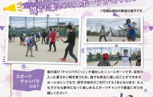 スポーツチャンバラ教室【青峰】の画像