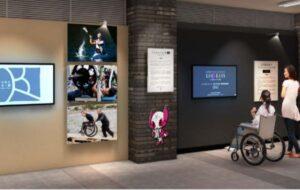 パラリンピックギャラリー銀座 OPEN!の画像