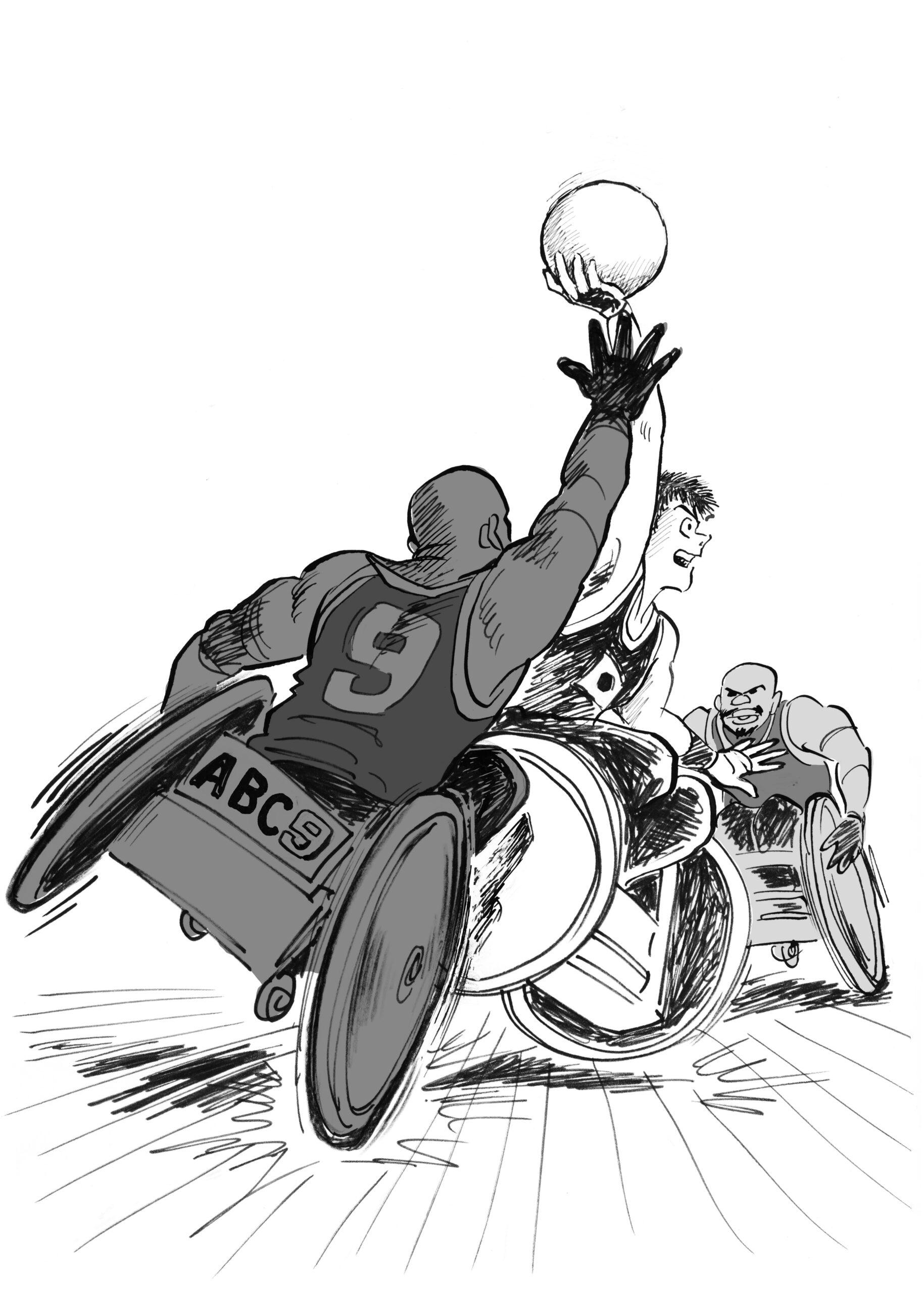 2021ジャパンパラ車いすラグビー競技大会